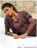 Yesica Toscanini @ Intimissimi Winter 2008 catalog [underwear - swimwear]