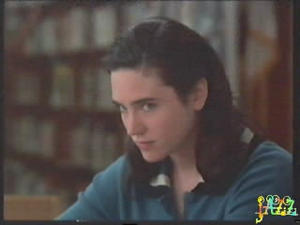 Jennifer Connelly - Inventing the Abbotts (upskirt)