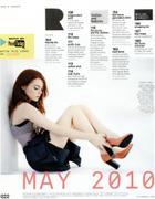 Emma Stone leggy @ Nylon Magazine (May 2010)!!!