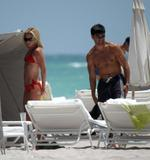 Kelly Ripa da beach Foto 52 (Келли Рипа да пляж Фото 52)