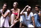 Heidi Klum white top is painted on Foto 644 (����� ���� ����� ���� ���������� �� ���� 644)