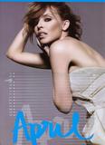 Kylie Minogue 2010 Calendar
