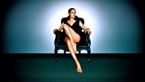 Angelina Jolie 4 Sexy almost nude wallpapers
