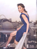 Michelle Yeoh HQ collage. Foto 4 (Мишель Йео Штаб коллажа. Фото 4)