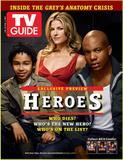 Ali Larter Heroes TV Guide Cover