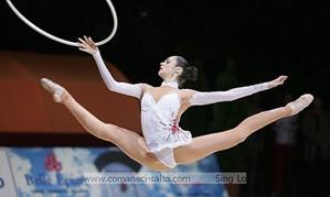 Olympic Medalist - Anna Bessonova FRIDAY magazine (tagged x5) Foto 12 (Олимпийский чемпион - Анна Бессонова пятницу журнал (отметил x5) Фото 12)