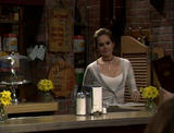 Natalia Livingston showing some cleavage on General Hospital 3/17
