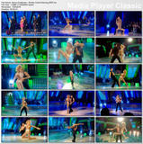 Hanna Karttunen | Leopard outfit | Strictly Come Dancing 2007 | RS | 113MB
