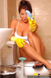 Christine Mendoza - Cleaning Lady *30*