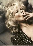 Kate Moss I-D 3-2009 (United Kingdom) Foto 546 (���� ���� I-� 3-2009 (����������� �����������) ���� 546)